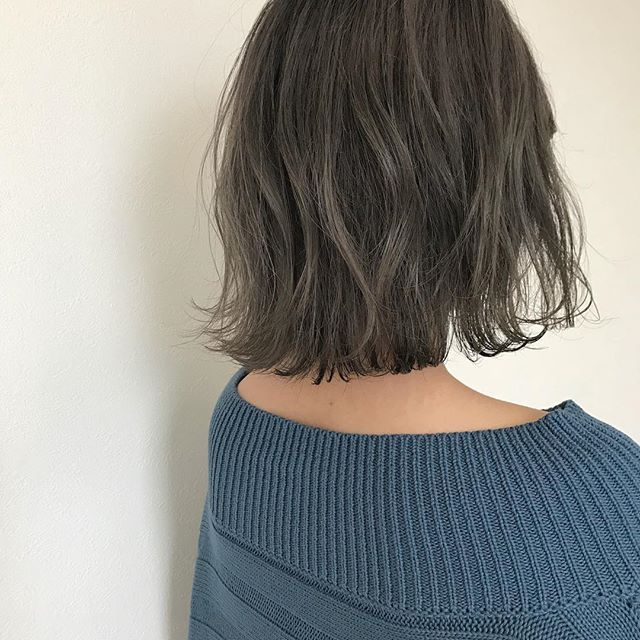 hair ... TOMMY ︎gray本日は伊藤君がお休みなので、塚越さんと私の2人営業です♡当日予約もokなので、ぜひお待ちしてます@abond_tommy #tommy_hair#abond#hearty abond#hearty#高崎#高崎美容室