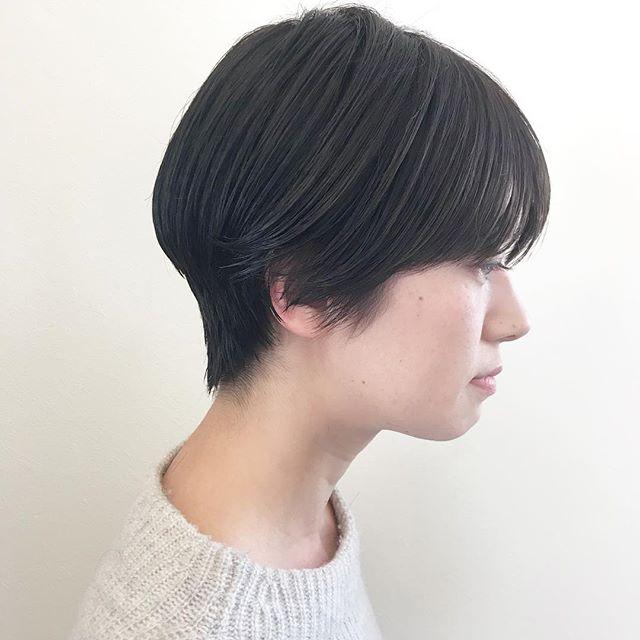 ハンサムショート︎ボブに飽きたらショートをオススメします︎ショートにするのは不安だという方、お任せください担当:杉田#高崎#高崎美容室#ハンサムショート#ショート#ウルフ#ショートボブ