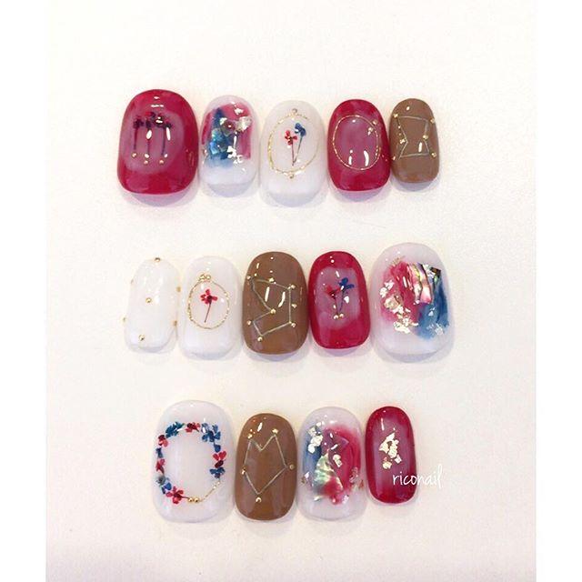 卒業式用のオーダーチップ 承っております♡#riconail #HEARTY #abond #nail #nails #gelnail #gelnails #nailart #instanails #nailstagram #beauty #fashion #nuancenail #white #gold #ネイル #ジェルネイル #ネイルアート #ネイルデザイン #オーダーチップ #ネイルチップ #卒業式ネイル #ニュアンスネイル @riconail123 @hearty__s