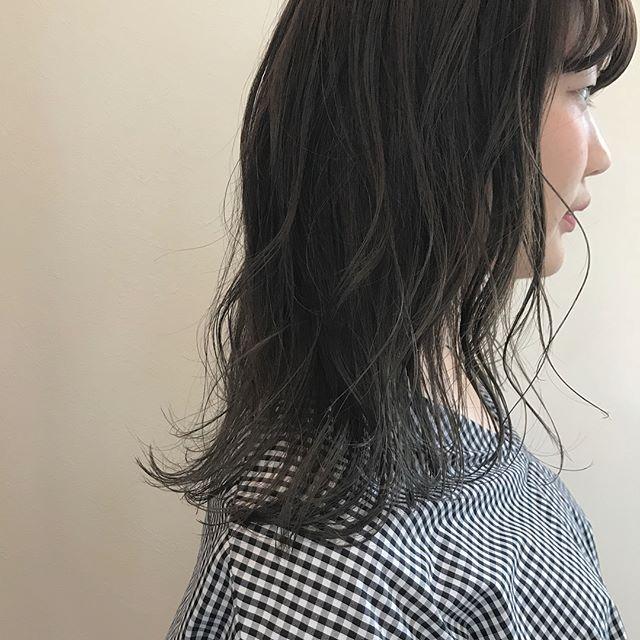 hair ... TOMMY ︎オレンジ味を撃退した、やわらかベージュ💭💭ブリーチなしです♀️@abond_tommy #tommy_hair#abond#hearty abond#hearty#高崎#高崎美容室
