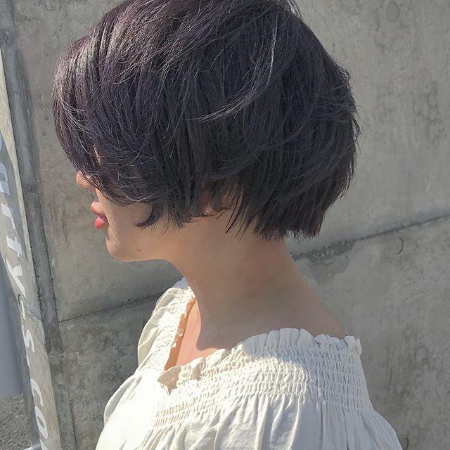 hair ... TOMMY ︎vioret × pink  @abond_tommy #tommy_hair#abond#hearty abond#hearty#高崎#高崎美容室