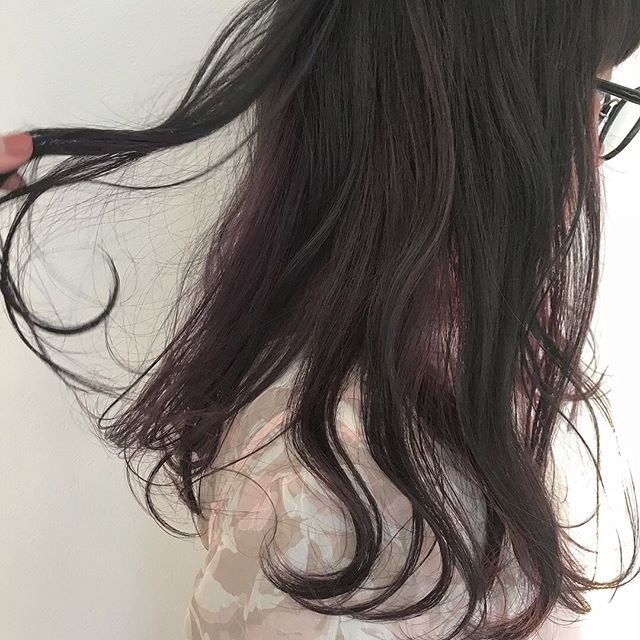 hair ... TOMMY ︎見せるpinkのハイライト普通のハイライトに飽きた方にオススメ♡@abond_tommy #tommy_hair#abond#hearty abond#hearty#高崎#高崎美容室