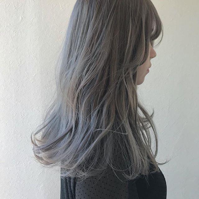 hair ... TOMMY ︎white beige 🦄 @abond_tommy #tommy_hair#abond#hearty abond#whitebeige #beige#ホワイトベージュ #ベージュ#高崎#高崎美容室