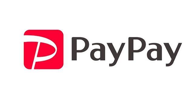 PayPayでのお支払いができるようになりました️スマートフォンでお支払いできるのでお財布いらずぜひご利用してみてください️#PayPay #abond #hearty