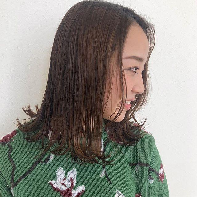20センチばっさりとカット︎髪を切るってことにその人それぞれ思いがある。カットするってワクワクしますね︎︎︎#高崎#高崎美容室#切りっぱなし#ボブ@sugita.ryosuke