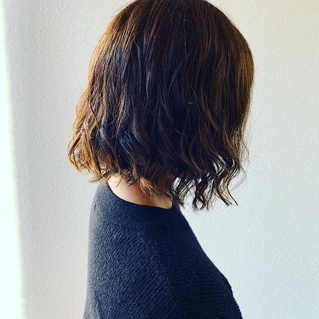 春パーマ軽く濡らしてムースを付けるだけで完成する人気のスタイルです!#美髪チャージ#ハーティー#高崎#美容室#アボンド#最新#髪型#髪質改善#HEARTY#abondパーマ#パーマスタイル#パーマ男子#パーマ女子