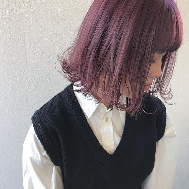 hair ... TOMMY ︎ @abond_tommy @heartyabond#tommy_hair #heartyabond#abond#アボンド#高崎#高崎美容室#pink#vioret#ピンク#バイオレット#ブリーチ#ブリーチカラー 営業時間変更のお知らせ2019年3月から土日、祝日の営業時間が変更になります。... ...................................:.......................................【土曜 OPEN 9:00  CLOSE 19:00】【日曜、祝日  OPEN9:00  CLOSE 18:00】... ...................................:.......................................平日は通常通り10:00〜20:00の営業になりますのでお間違えのないようにお願いいたします。