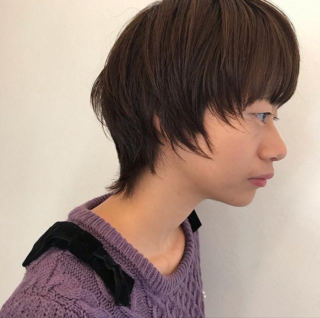 同期のサクラハンサムショートからようやくここまで伸びた@sugita.ryosuke