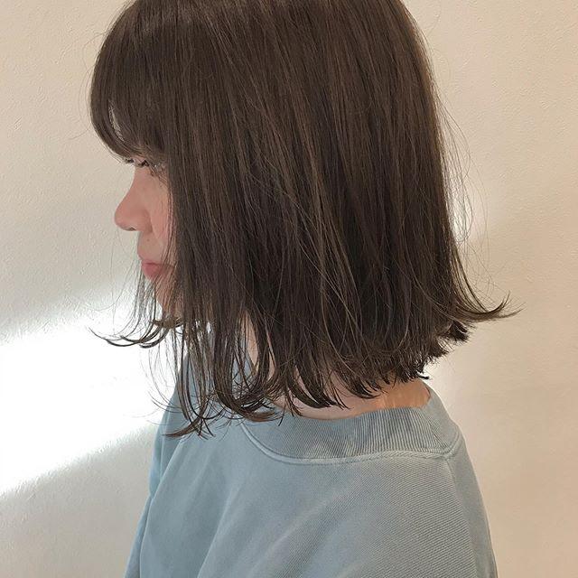 hair ... TOMMY ︎柔らかアッシュベージュ前回入れたハイライトがいい感じ🥰TOMMYのご予約23(月)の空き状況12:00〜16:30〜ご案内出来ます@abond_tommy @heartyabond#tommy_hair #heartyabond#abond#カラー#ヘアカラー#アボンド#高崎#高崎美容室