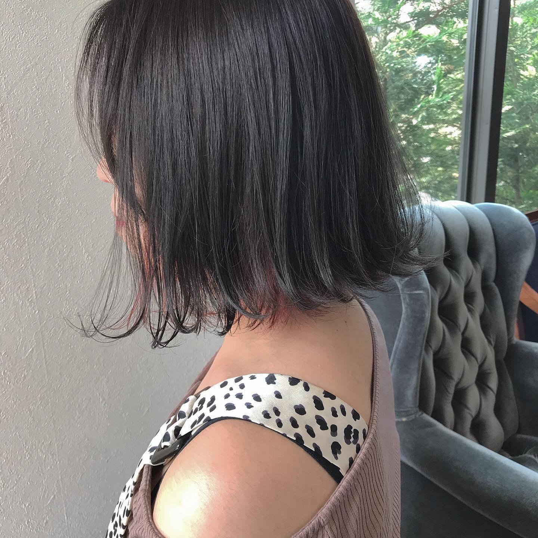 hair ... TOMMY ︎ポイントでred orange 仕上げはミリオイル🥣@abond_tommy @heartyabond#tommy_hair #heartyabond#abond#カラー#ヘアカラー#アボンド#高崎#高崎美容室#ミリ#ミリ活#ミリアンバサダー