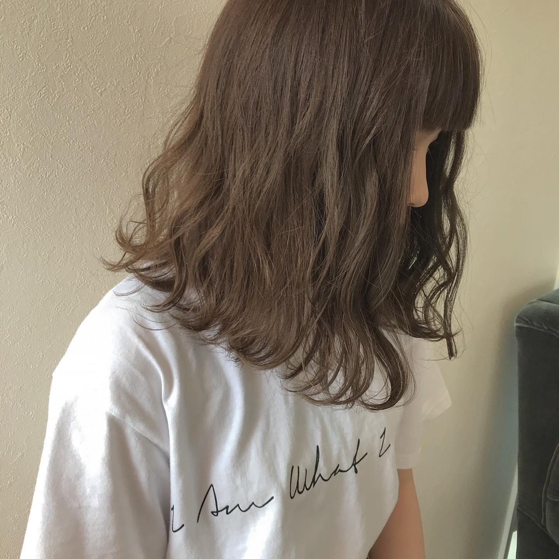 hair ... TOMMY ︎やわらかbeige🕊@abond_tommy @heartyabond#tommy_hair #heartyabond#abond#カラー#ヘアカラー#アボンド#高崎#高崎美容室