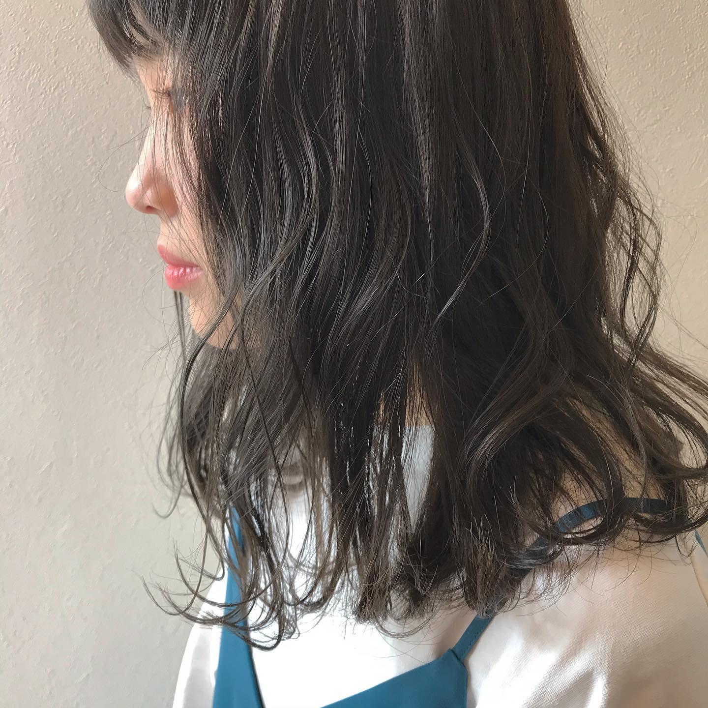 hair ... TOMMY ︎イチオシのマロンベージュ@abond_tommy @heartyabond#tommy_hair #heartyabond#abond#カラー#秋カラー #マロンベージュ #マロンベージュカラー#カーキカラー#マットカラー#ヘアカラー#アボンド#高崎#高崎美容室#群馬#群馬美容室